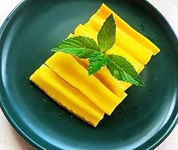 清新爽脆的韩式腌黄萝卜的做法