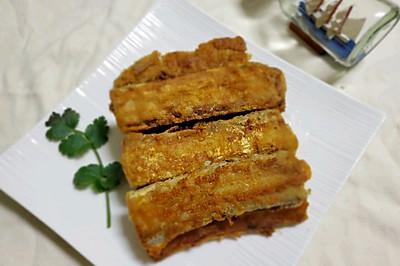 简单好吃的香煎带鱼