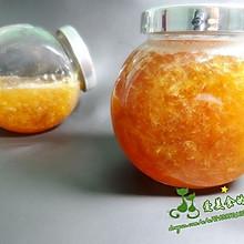 2分钟搞定又细又薄的柚子皮丝~蜂蜜柚子茶