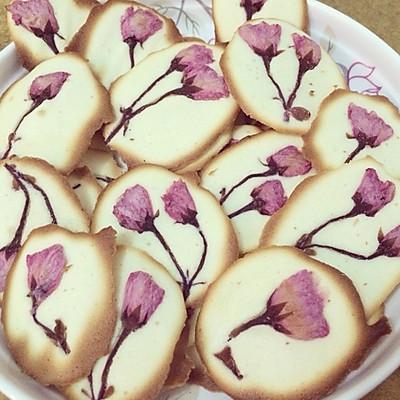 樱花小饼干片