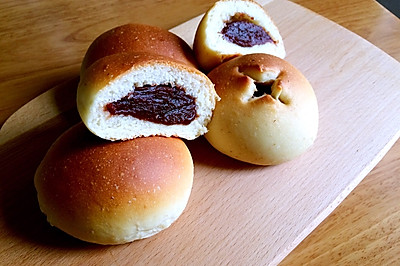 低热量豆腐小面包