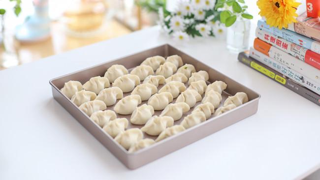 #快手又营养,我家冬日必备菜品#白菜猪肉馅饺子的做法