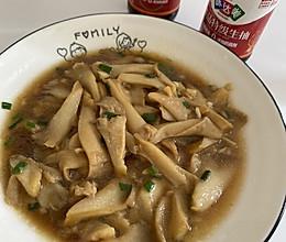 #中秋宴,名厨味#小炒蘑菇的做法