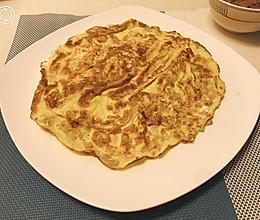 萝卜干煎鸡蛋的做法