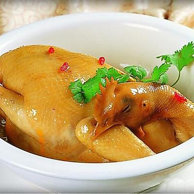 厨王食谱   家乡清蒸鸡