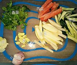 健康零添加的酸甜冷面汤的做法