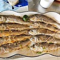椒盐酥脆小黄鱼的做法图解4