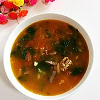 西红柿羊杂汤的做法图解15