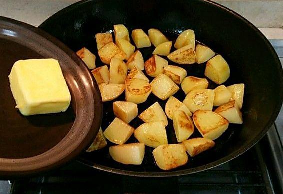 蒜香马铃薯