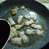 葱爆五花肉:百吃不厌家常菜的做法图解4