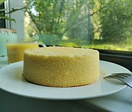 松软可口—零失败六寸戚风蛋糕的做法