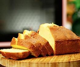 香草磅蛋糕【微体兔菜谱】的做法
