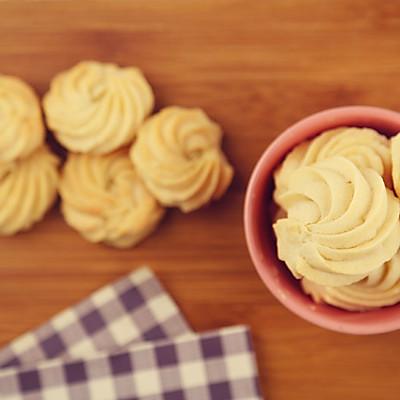 奶酪蛋白曲奇(烤箱做饼干)的做法 步骤12