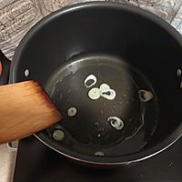 奶白菜蘑菇南瓜汤  #花10分钟,做一道菜!#的做法图解2