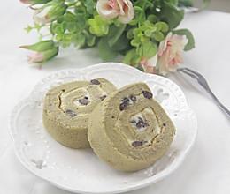 适合聚餐的甜点——抹茶蛋糕卷#长帝第三届烘焙节华东赛区#的做法