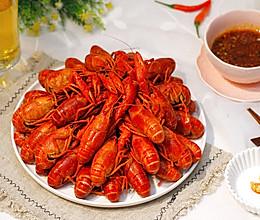#夏天夜宵High起来!#清蒸小龙虾的做法