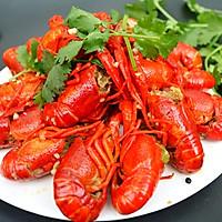 蒜蓉小龙虾#520,美食撩动TA的心!#的做法图解14
