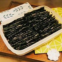 夹心海苔脆(椰子片/肉松味)