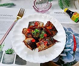 #下饭红烧菜#红烧鲅鱼的做法