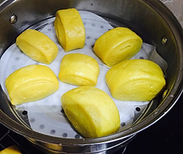 牛奶奶香南瓜馒头的做法