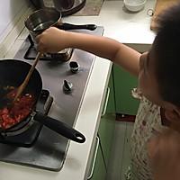 鸡蛋西红柿面的做法图解6