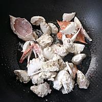 香辣酱梭子蟹的做法图解4