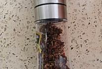 自制花椒盐的做法