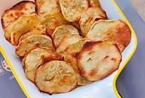烤地瓜片的做法