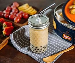 自制珍珠奶茶|日食记的做法