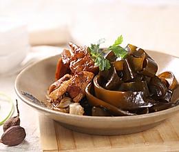 自动烹饪锅教您做焖海带-捷赛私房菜