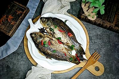 #母亲节,给妈妈做道菜#清煮鲫鱼
