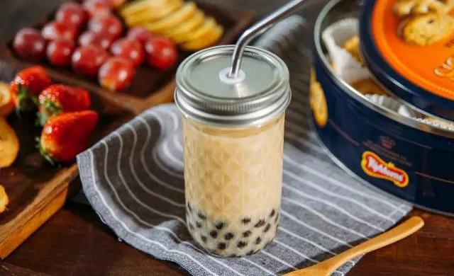 自制珍珠奶茶 日食记