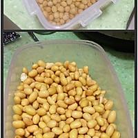 豆腐花从泡豆子开始(附带煮豆浆不溢锅的秘诀)的做法图解1