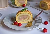 经典虎皮蛋糕卷#硬核菜谱制作人#的做法