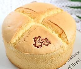 不水浴也可以做出DuangDuang的戚风蛋糕的做法