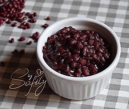 蜜红豆-惹人喜爱的甜品小配角的做法