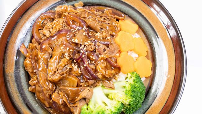 #巨下饭的家常菜#日式肥牛饭 花一半的钱 吃加倍的量的做法
