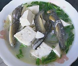 #做道懒人菜,轻松享假期#泥鳅豆腐汤的做法