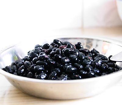 養生醋泡黑豆