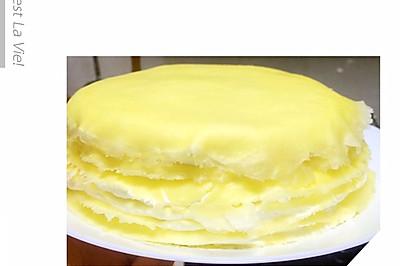 榴莲(草莓、芒果)千层蛋糕