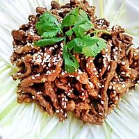 #一勺葱伴侣,成就招牌美味#京酱肉丝的做法图解14