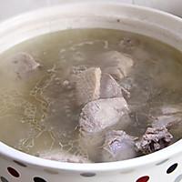 一碗回味久久的·鸭血粉丝汤·的做法图解1