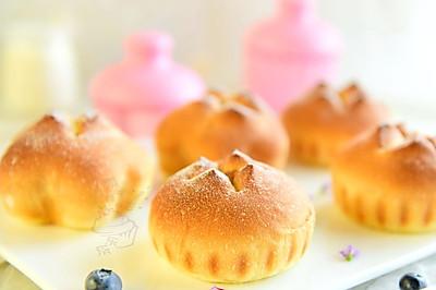 蓝莓乳酪面包