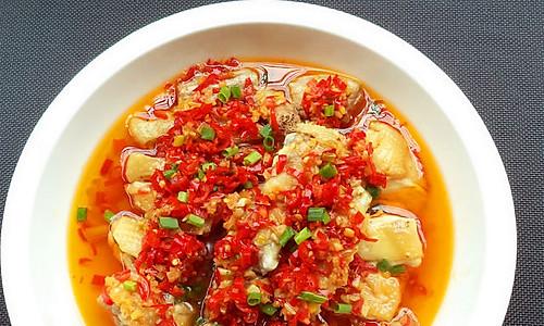 剁辣椒蒸鸡#寻找最聪明的蒸菜达人#的做法