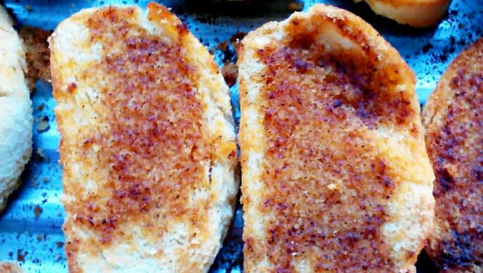 奥尔良烤馒头片
