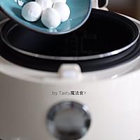 桂花藕粉圆子羹#花10分钟,做一道菜!#的做法图解5