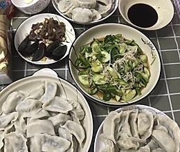 天津人爱吃的猪肉茴香馅饺子的做法