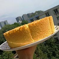 八寸戚風蛋糕的做法圖解1