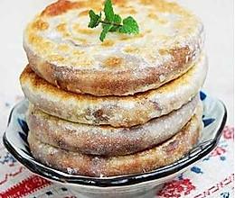 暖人心的麻酱红糖饼的做法
