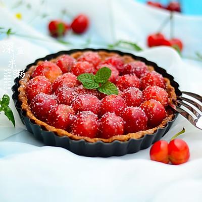 法式樱桃派